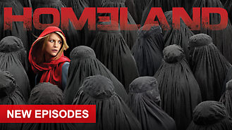 Is Homeland on Netflix Russia?