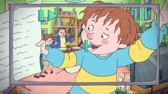 Episode 5: Horrid Henry's Hit  Song