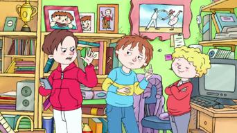Episode 2: Horrid Henry Knows It All!