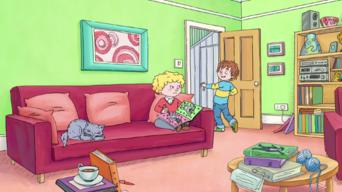 Episode 35: Horrid Henry: Who's Who?