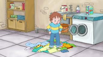 Episode 8: Horrid Henry Plays Air Guitar