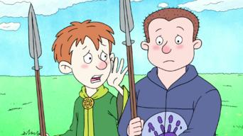 Episode 33: Horrid Henry's Mighty Mission