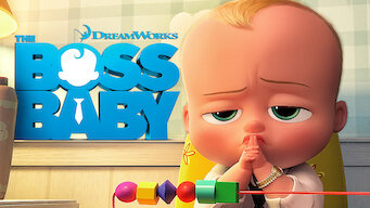 Is The Boss Baby 2017 On Netflix United Kingdom